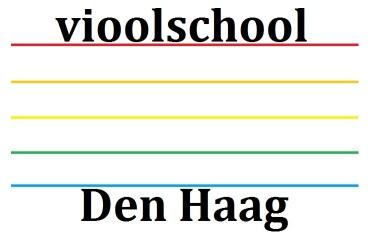 Vioolschool Den Haag